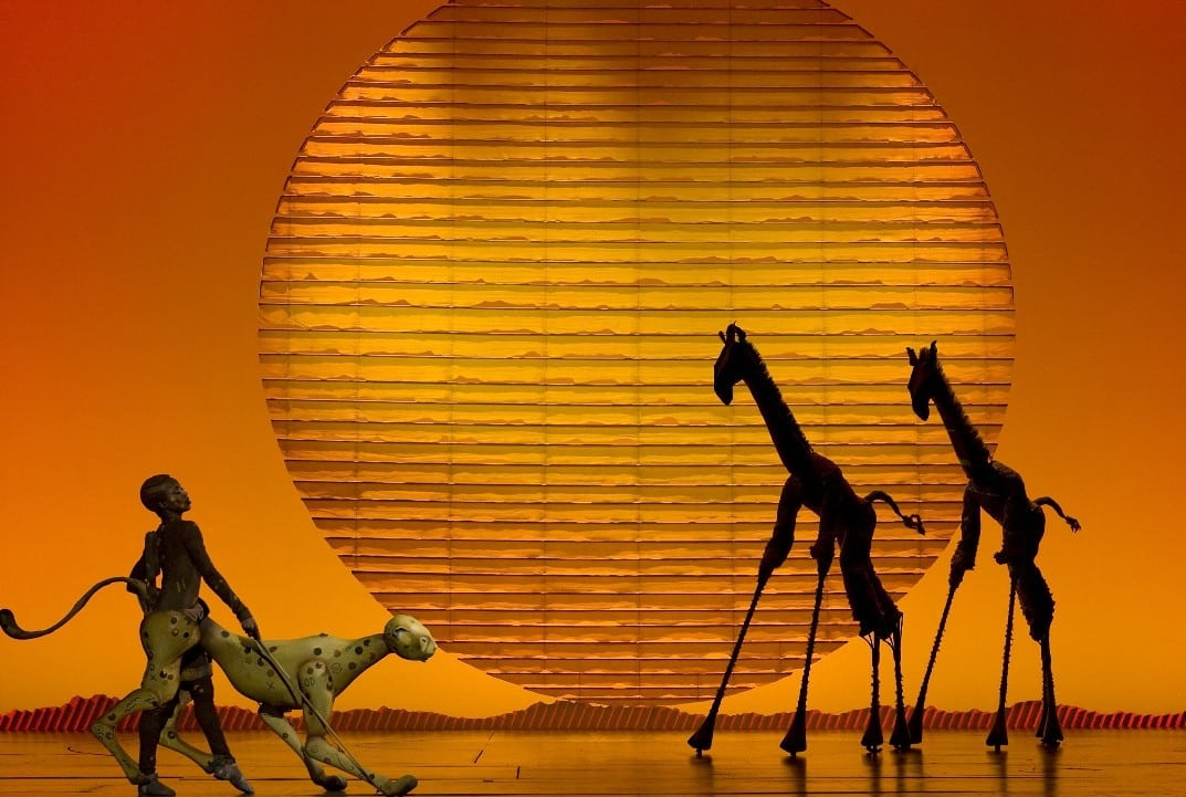 Buy The Lion King tickets at British Theatre