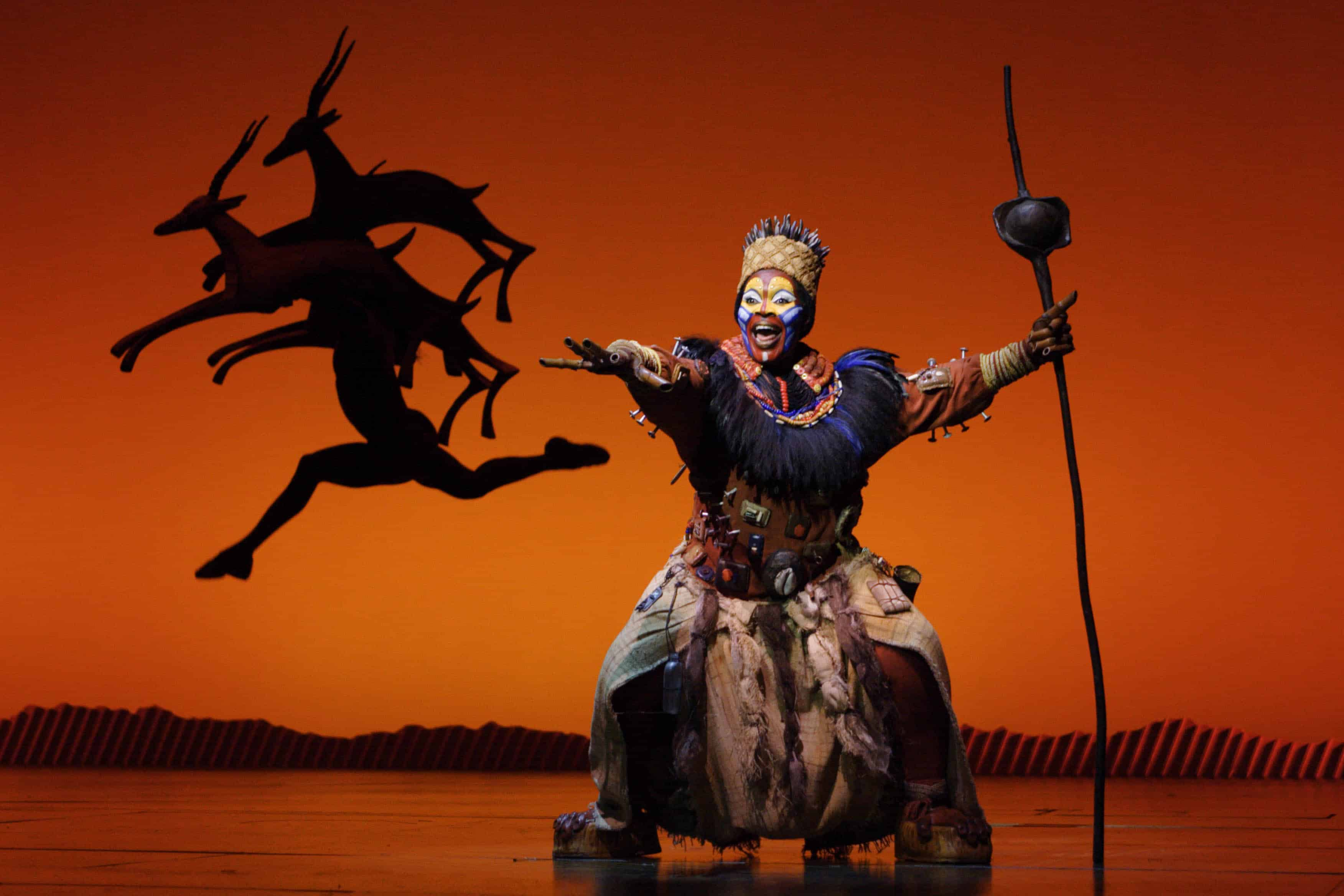 Book The Lion King tickets with BritishTheatre.com
