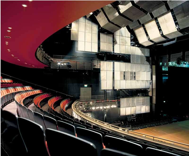Sadlers wells auditorium