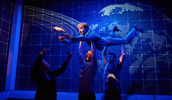 Sion-Daniel-Young-(Christopher)-and-cast-in-The-Curious-Incident-of-the-Dog-in-the-Night-Time-at-the-Gielgud-Theatre.-Photo-credit-Brinkhoff-Mogenburg