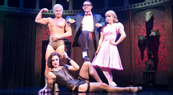 The Rocky Horror Show commences a UK national tour in Brighton in December 2015