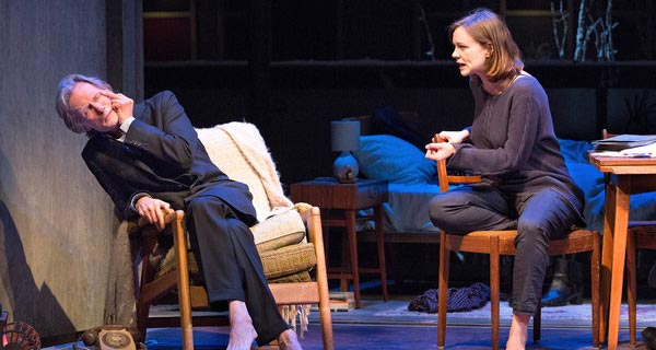 Skylight with Bill Night and Carey Mulligan on Broadway