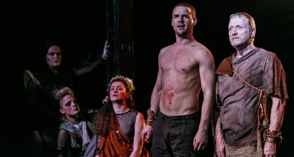 Duncton Wood a new musical is playing at the Union Theatre in London