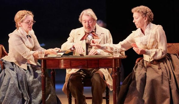 Three Days In The Country at the National Theatre