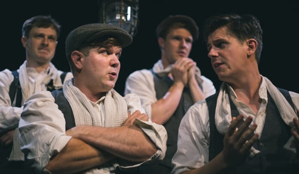 Operation Crucible at the Finborough Theatre