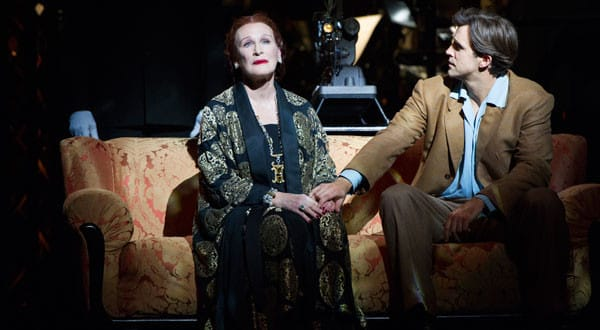 Tickets for Glenn Close in Sunset Boulevard are available through Britishtheatre.com
