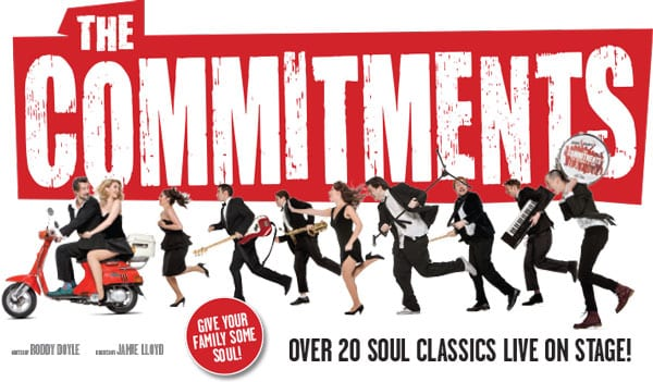 The Commitments UK Tour