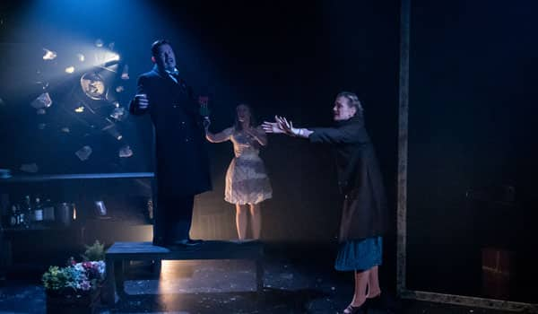 The Stationmaster at Tristan Bates Theatre
