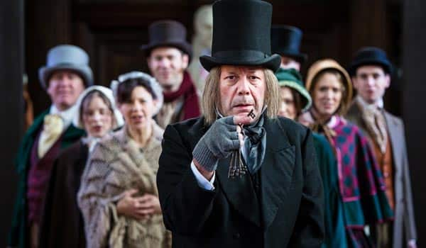 Antic Disposition presents A Christmas Carol at Middle Temple Hall