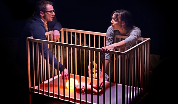 In The Night Time Before The Sun Rises at the Gate Theatre