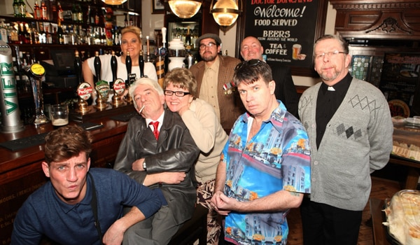 Ale House at the Dome Theatre Liverpool