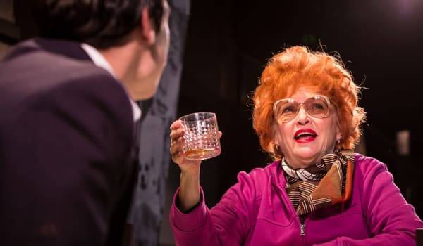 I Loved Lucy at Jermyn Street Theatre
