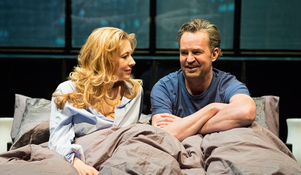The End Of Longing by Matthew Perry at the Playhouse Theatre London