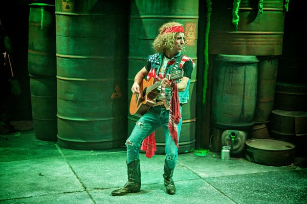 Book now for The Toxic Avenger