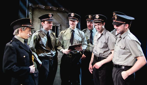 Book Now For The Comedy About A Bank Robery at The Criterion Theatre