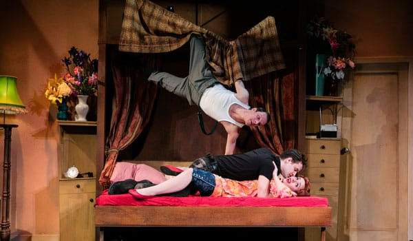 Book Now for The Comedy About A Bank Robbery at the Criterion Theatre