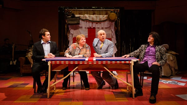 Monster Raving Looney by James Graham at Soho Theatre