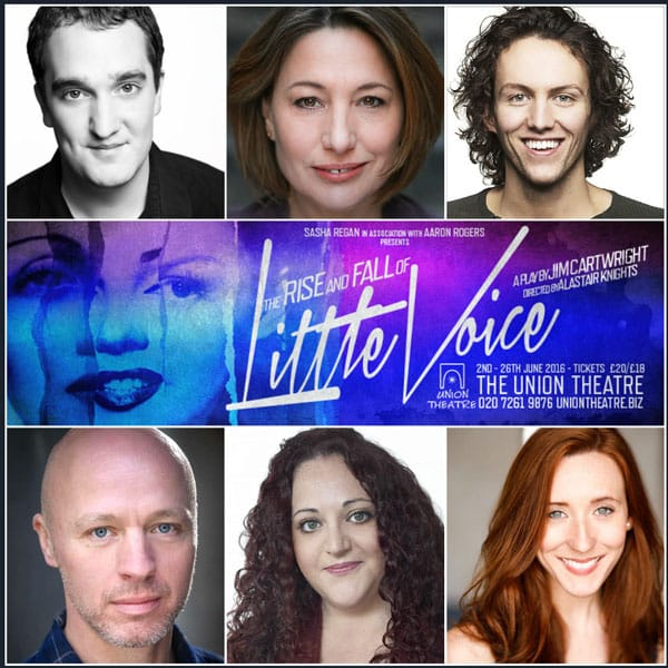 Book now for Little Voice at the Union Theatre