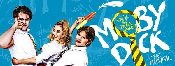 Book now for Moby Dick the musical at the New Union Theatre