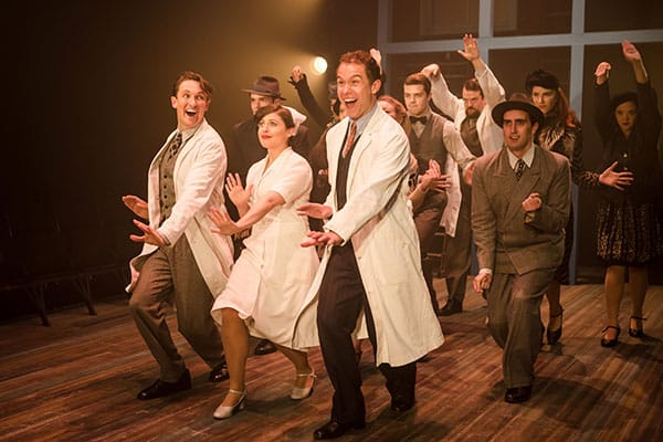 Book now For Rodgers and Hammerstein's Allegro at Southwark Playhouse