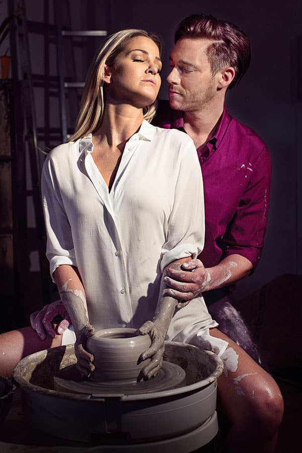 Andrew Moss and Sarah Harding to star in Ghost the musical UK Tour