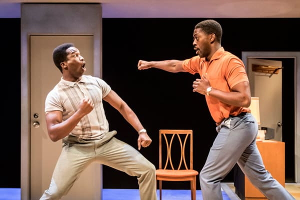Book tickets for One Night In Miami at the Donmar Warehouse