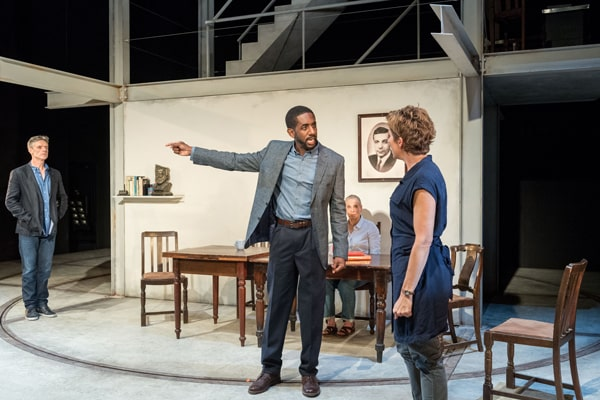 Book tickets for The Intelligent Homosexual's Guide To Capitalism and Socialism at Hampstead Theatre