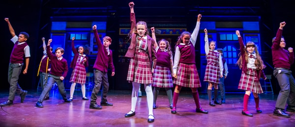 Book now for School Of Rock at the New London Theatre