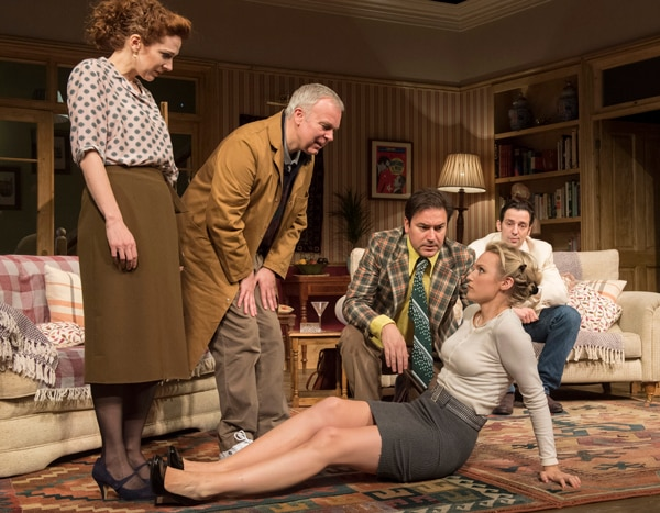 Book tickets for Dead Funy at the Vaudeville Theatre