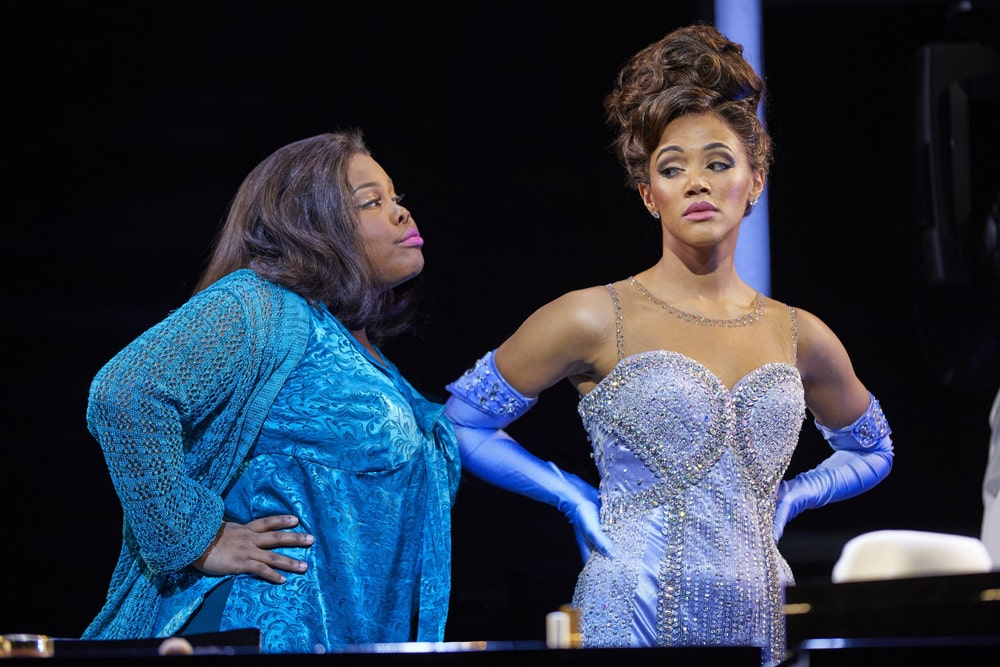 Book now for Dreamgirls with Amber Riley at the Savoy Theatre
