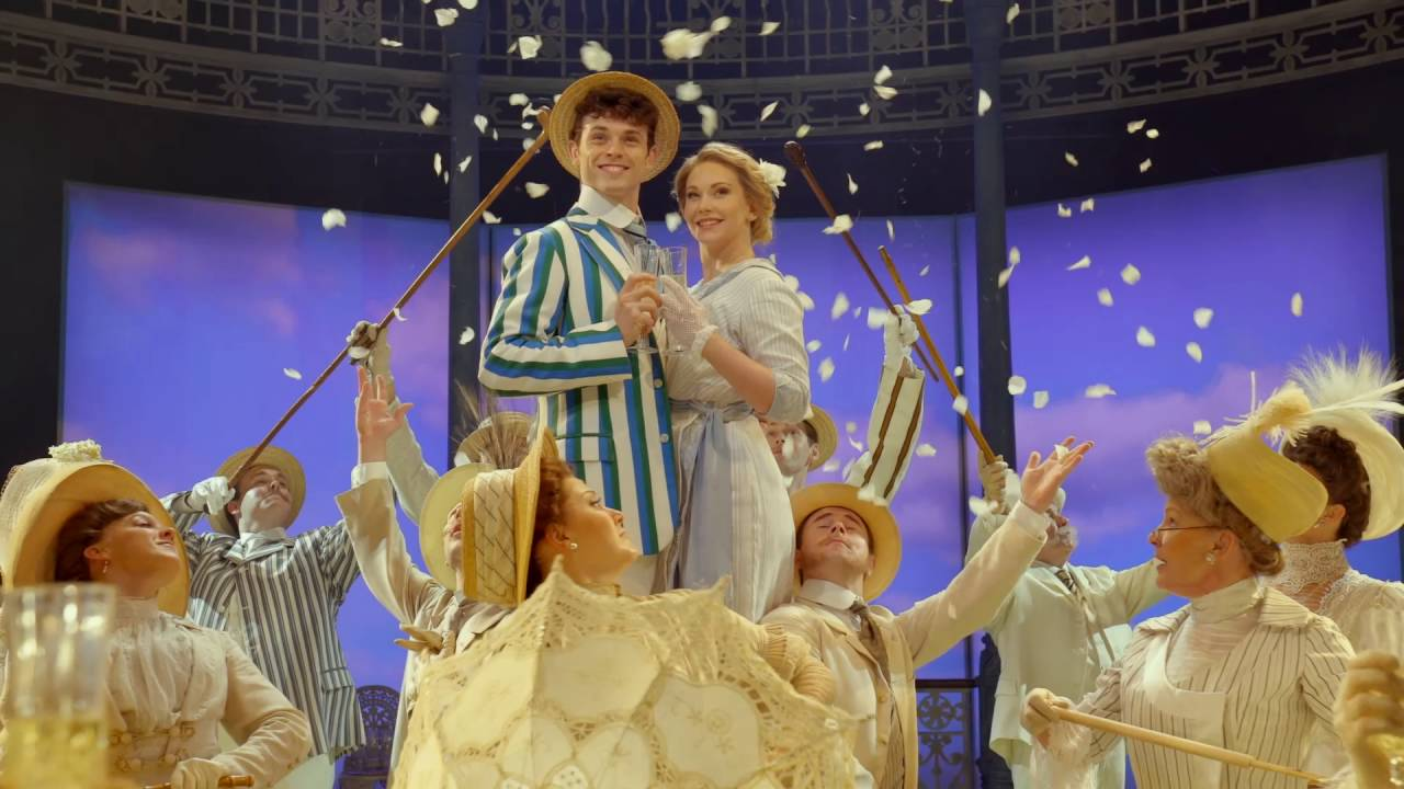 Book now for Half A Sixpence at the Noel Coward Theatre