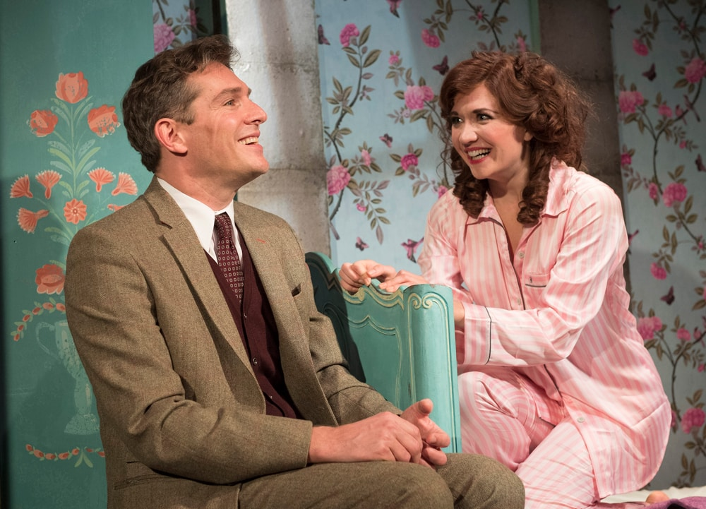Book tickets for She Loves Me at the Menier Chocolate Factory