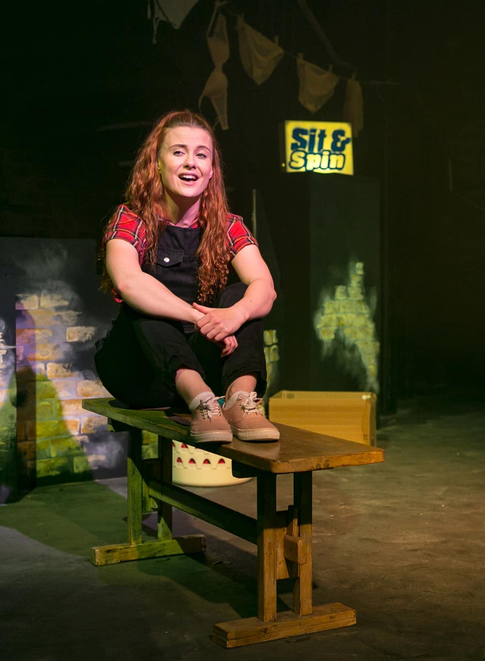 Book tickets for Soho Cinders at Union Theatre