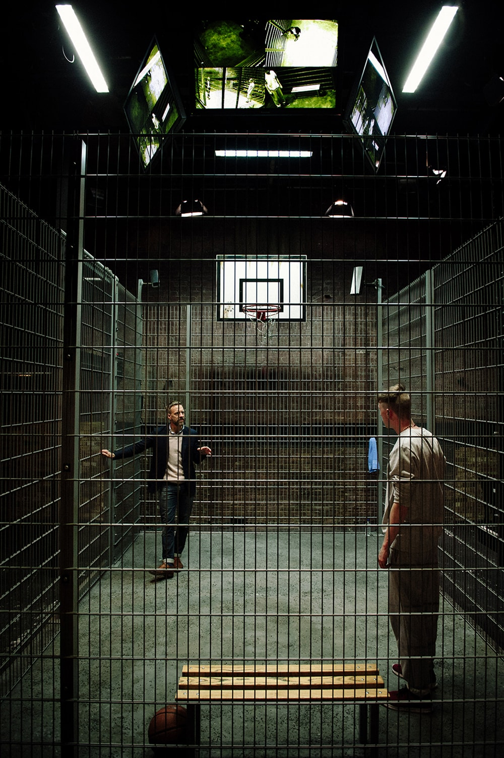Book tickets for Thebes Land at the Arcola Theatre