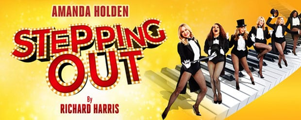 Book tickets to Stepping Out at the Vaudeville Theatre