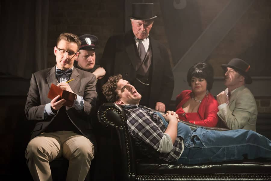 Book tickets for Anyone Can Whistle at the Union Theatre