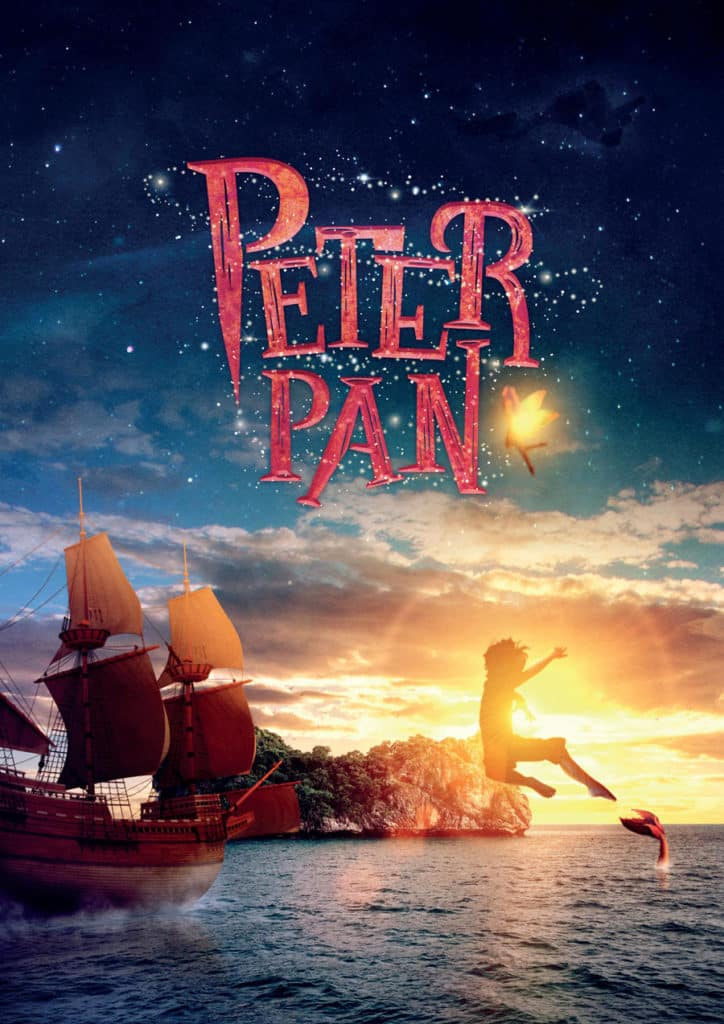 Book now for Peter Pan in Blackpool This Christmas