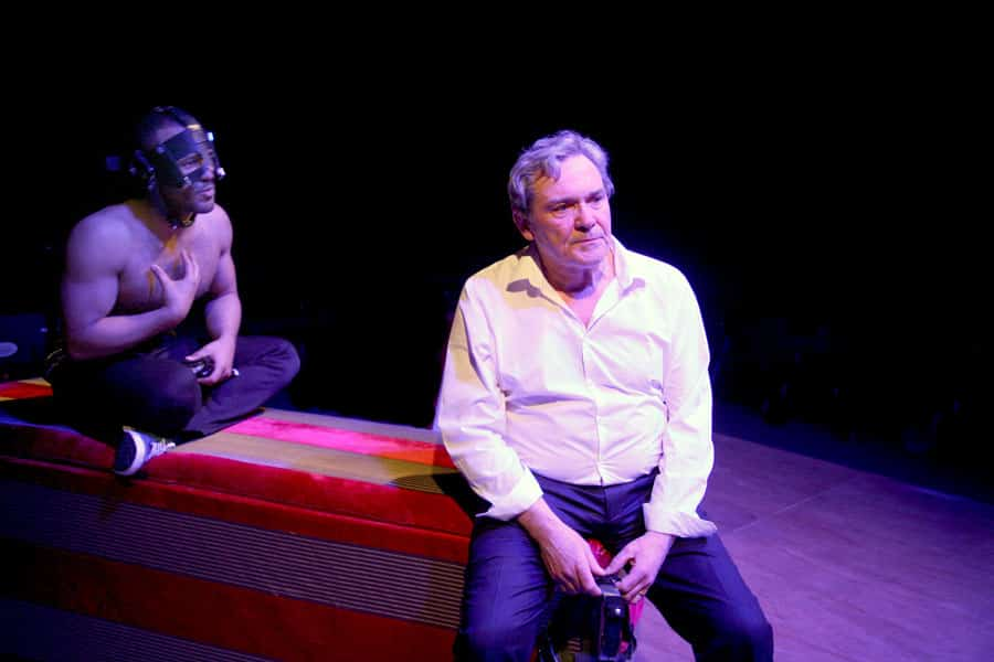 Book tickets to Roundelay at Southwark Playhouse