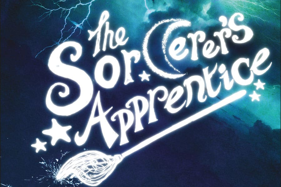 The Sorcerer's Apprentice a new musical by Ben Frost and Richard Hough