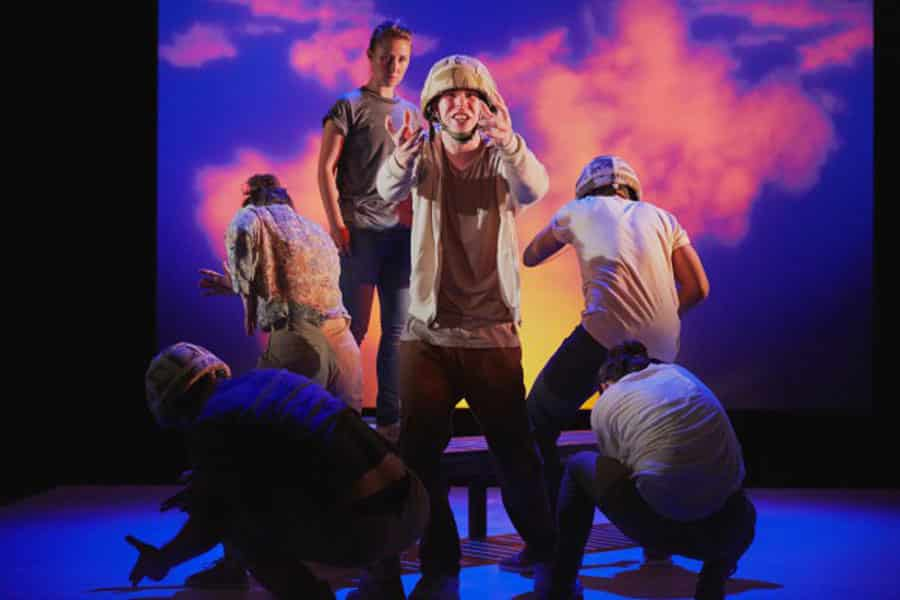 Pink Miost at New Wolsey Theatre