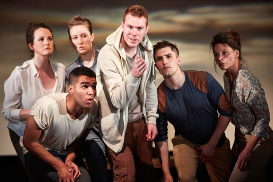 Pink Mist at New Wolsey Theatre