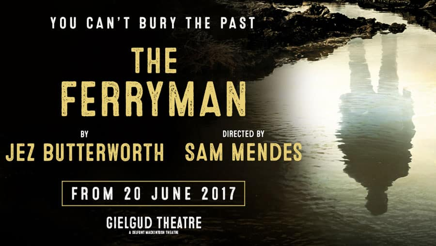 The Ferryman transfers to the Gielgud Theatre