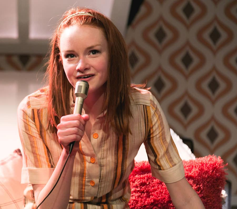 Diary Of A Teenage Girl at Southwark Playhouse