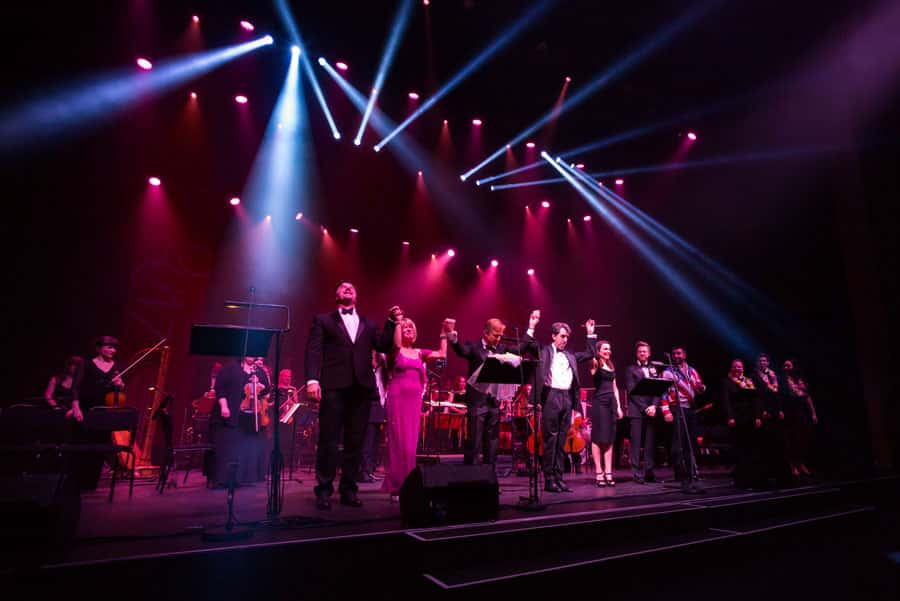 Honeymoon In Vegas presented by the London Musical Theatre Orchestra