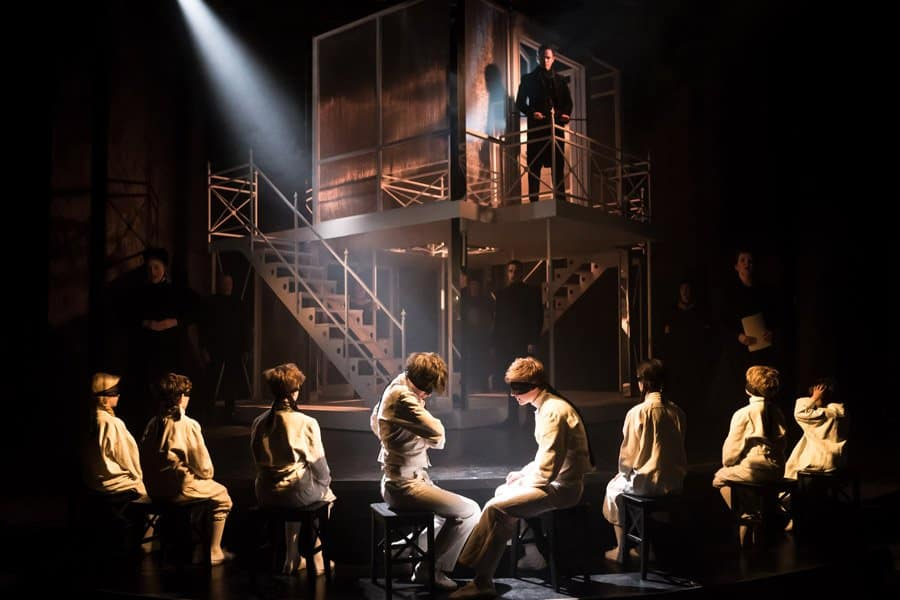 The Braille Legacy at Charing Cross Theatre