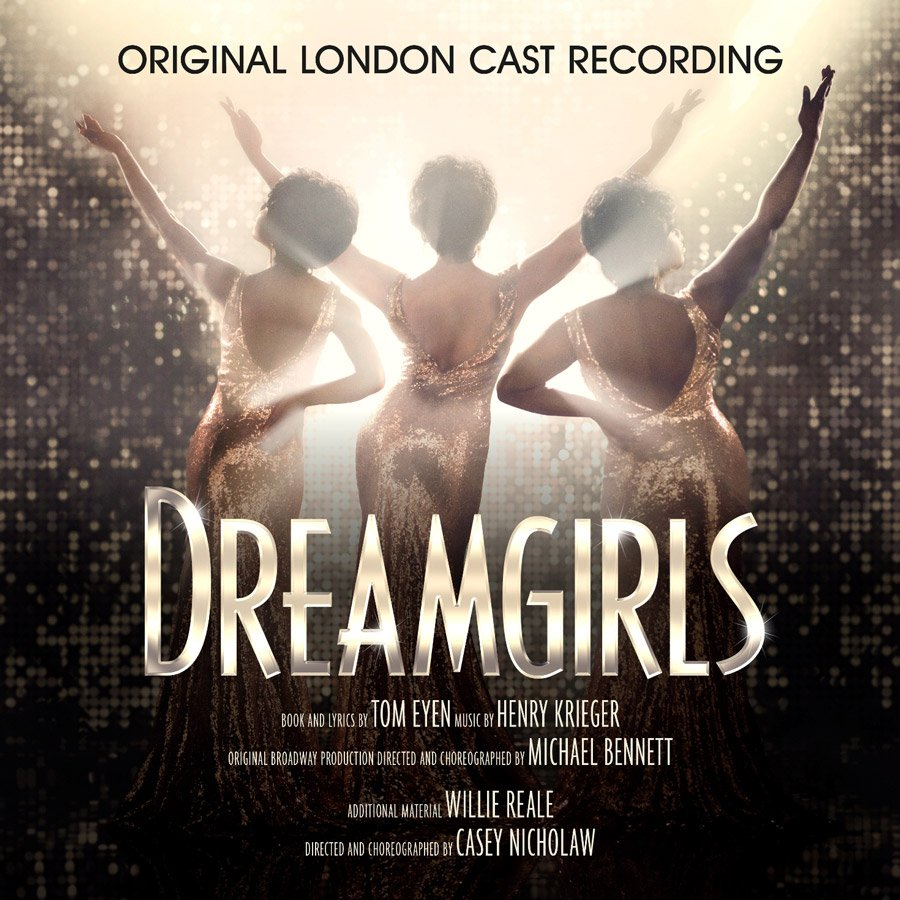 Pre Order the London Cast Album for Dreamgirls