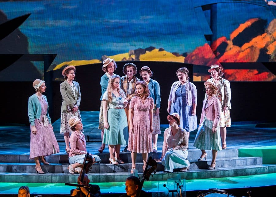 Book tickets for Carousel at ENO
