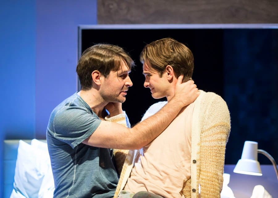 Angels in America Part 1 at the National Theatre