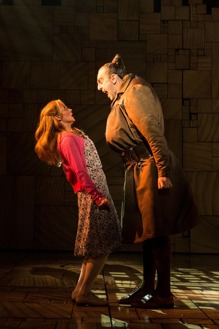 Matilda the musical West End and UK Tour