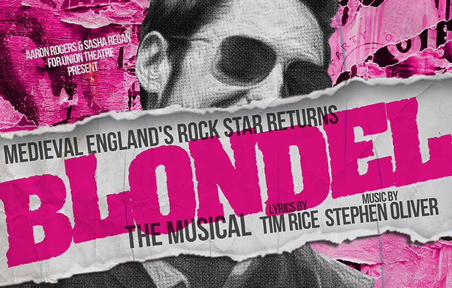 Blondel the musical is to be staged at the Union Theatre in June 2017.